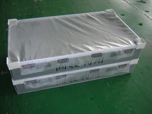 折叠式中空板周转箱3